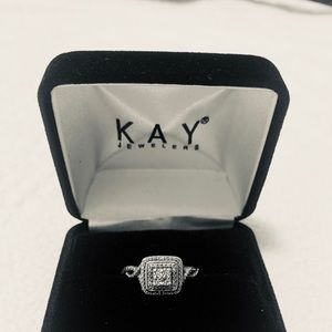 Kay jewelers ring